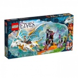 41179 Lego Elves Koninginnedraak Redding