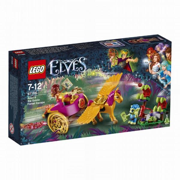 41186 Lego Elves Azari & De Ontsnapping Uit Het Goblinbos