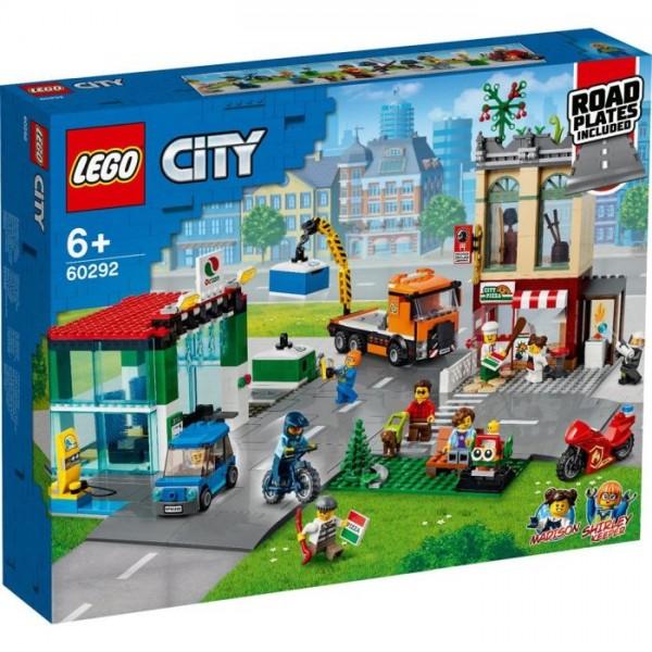 60292 LEGO City Town Center