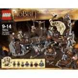 79010 Lego Lord of the Rings Goblinkoning