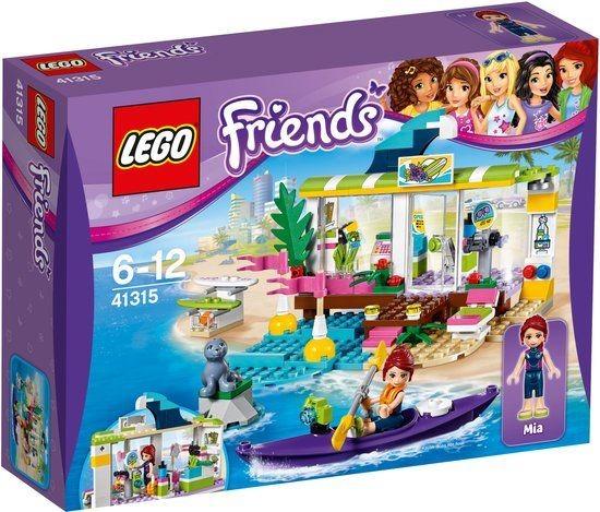 41315 Lego Friends Heartlake Surfshop