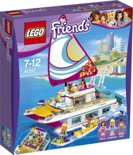 41317 Lego Friends Sunshine Catamaran