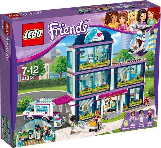 41318 Lego Friends Heartlake Ziekenhuis