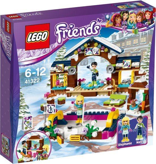 41322 Lego Friends Wintersport IJsbaan