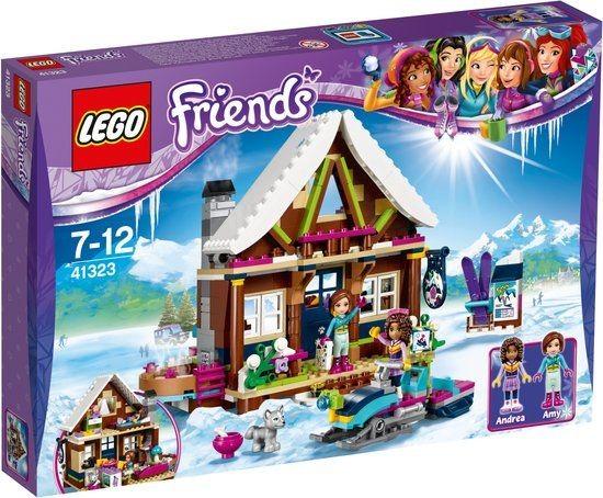 41323 Lego Friends Wintersport Chalet