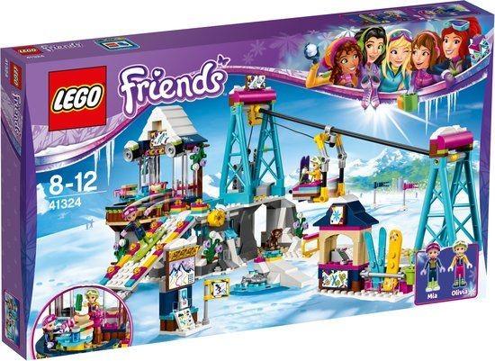 41324 Lego Friends Wintersport Skilift
