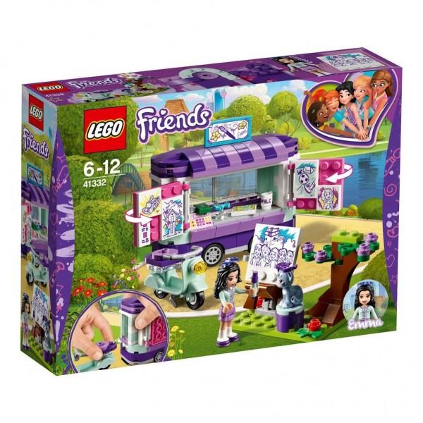 41332 Lego Friends Emma's Kunstkraam
