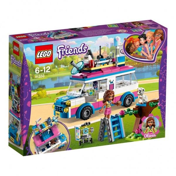 41333 Lego Friends Olivia's Missievoertuig