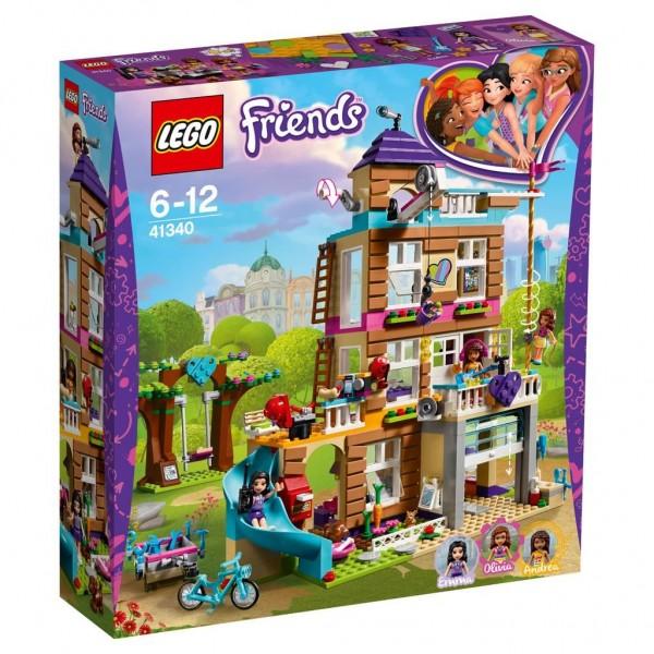 41340 Lego Friends Vriendschapshuis