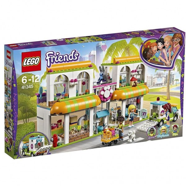41345 Lego Friends Heartlake City Huisdierencentrum