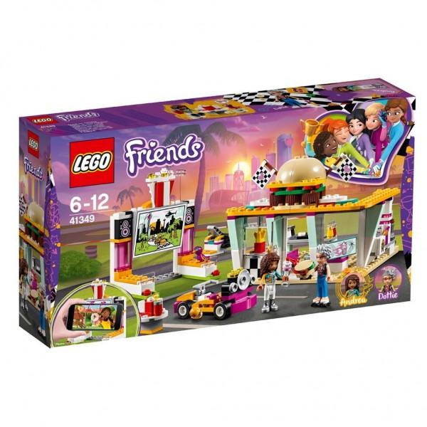 41349 Lego Friends Go-Kart Diner