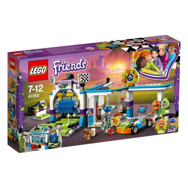 41350 Lego Friends Autowasstraat
