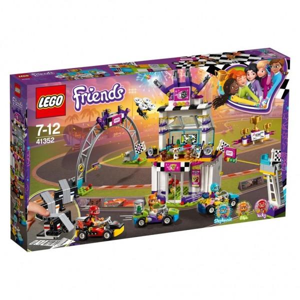 41352 Lego Friends De Grote Racedag