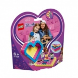41357 Lego Friends Olivia's Heart Box