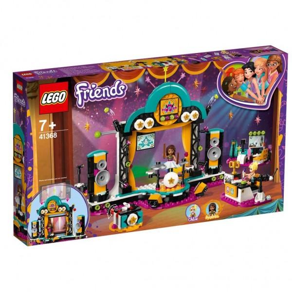 41368 Lego Friends Andrea's Talentenshow