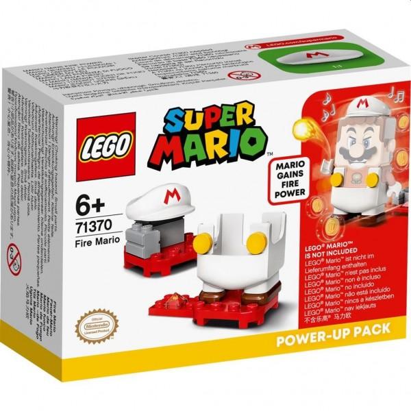 71370 Lego Super Mario Power-Up Pakket: Vuur-Mario