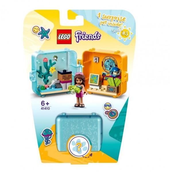 41410 Lego Friends Andrea's Zomerspeelkubus