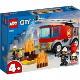 60280 LEGO City Fire Ladder Truck