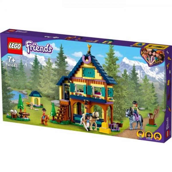 41683 LEGO Friends Forest Horseback Riding Center