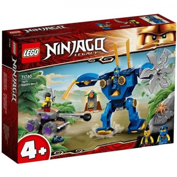 71740 LEGO Ninjago Jay's Electro Mecha