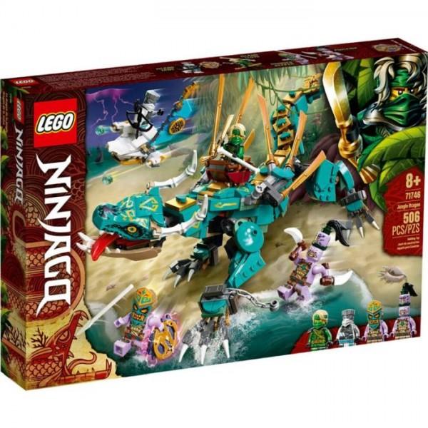 71746 LEGO Ninjago Jungledraak