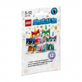 41775 Lego Unikitty Minifiguren