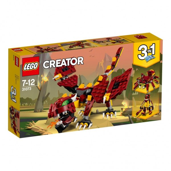31073 Lego Creator Mythische Wezens