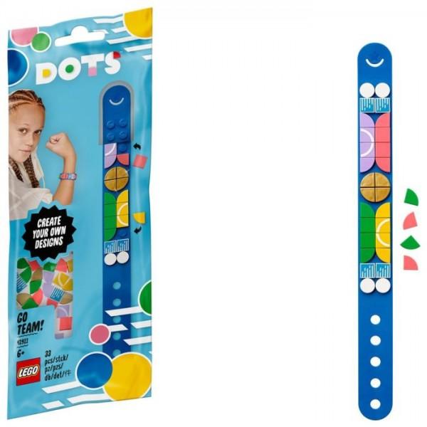 41911 Lego Dots Go Team! Armband