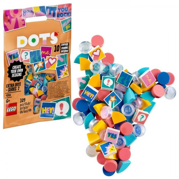 41916 Lego Dots Extra DOTS Serie 2