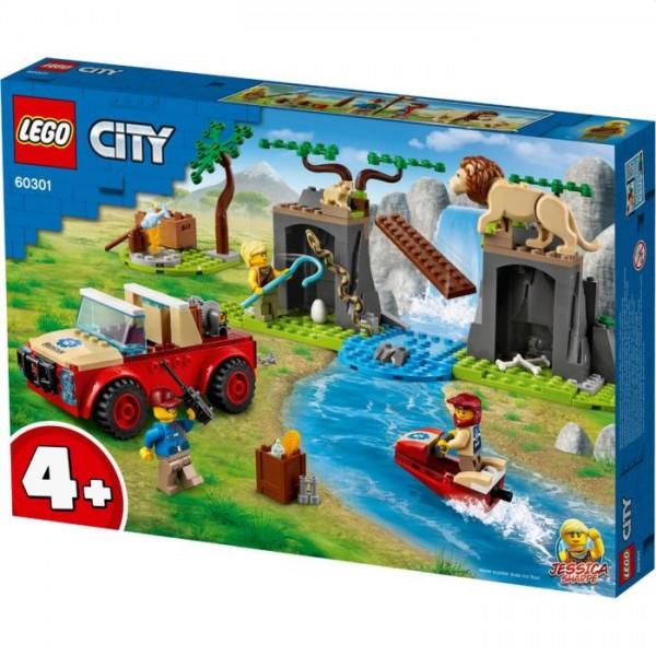 60301 Lego City Wildlife