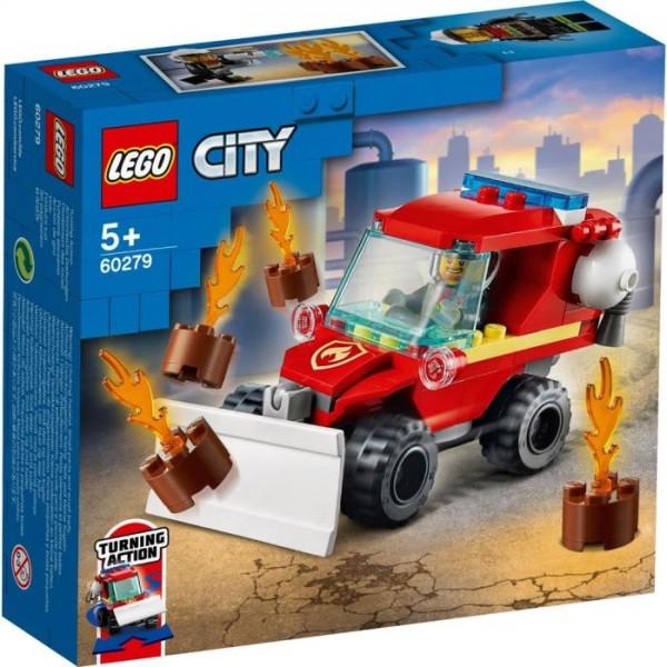 60279 LEGO City Fire Hazard Truck