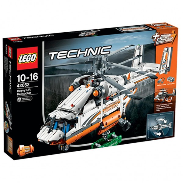 42052 Lego Technic Grote Vrachthelikopter