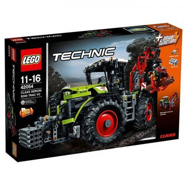 42054 Lego Technic Claas Xerion 5000 Tractor VC
