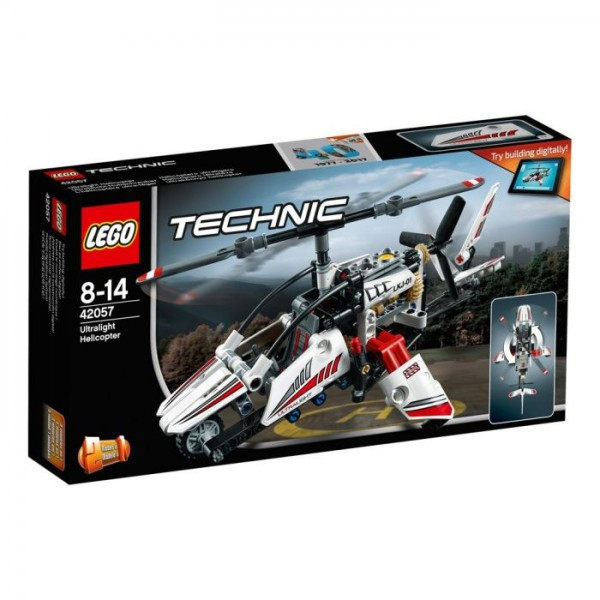 42057 Lego Technic - Ultralight Helikopter