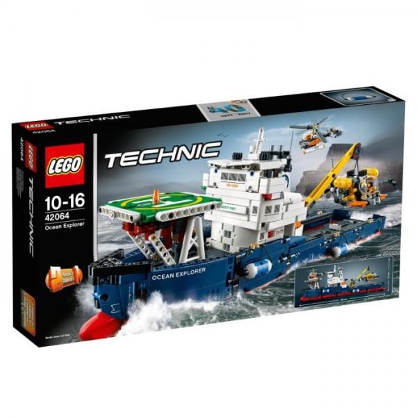 42064 Lego Technic - Oceaanonderzoeker