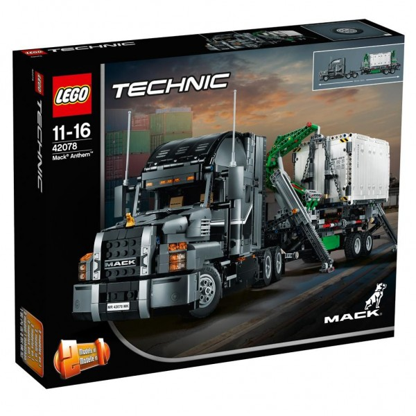 42078 Lego Technic Mack Anthem