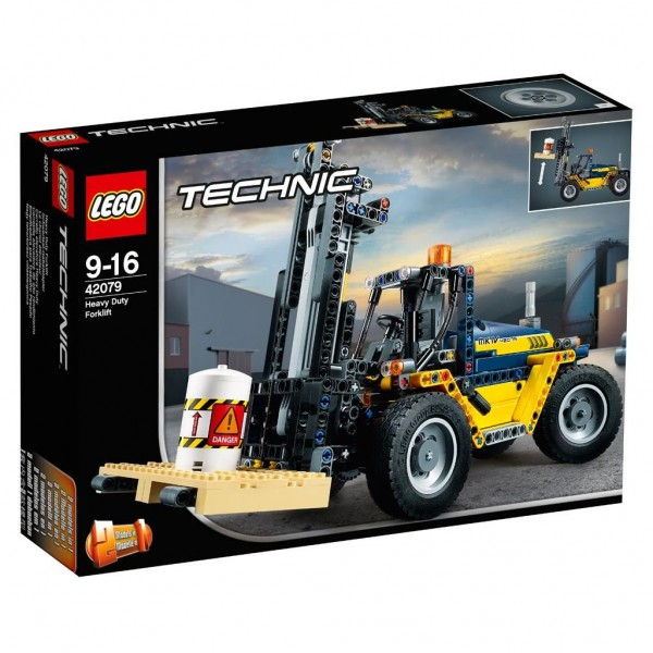 42079 Lego Technic Robuuste Vorkheftruck