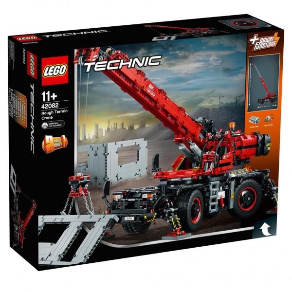 42082 Lego Technic Kraan Voor Alle Terreinen