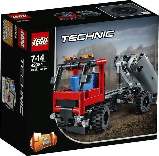 42084 Lego Technic Haaklader