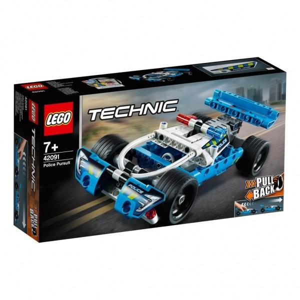 42091 Lego Technic Politieachtervolging