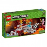 21130 Lego Minecraft De Nether Spoorweg