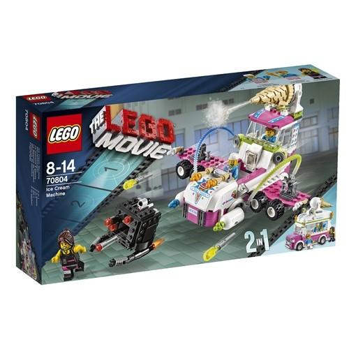70804 Lego Movie Ijsmachine