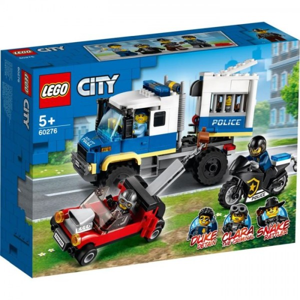 60276 LEGO City Police Prisoner Transport