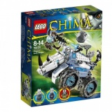 70131 Lego Chima Rogon Rock Flinger