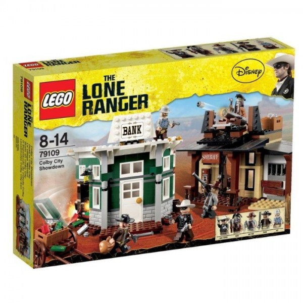 ... The Lone Ranger Ibrickcity Lego The Lone Pictures to pin on Pinterest