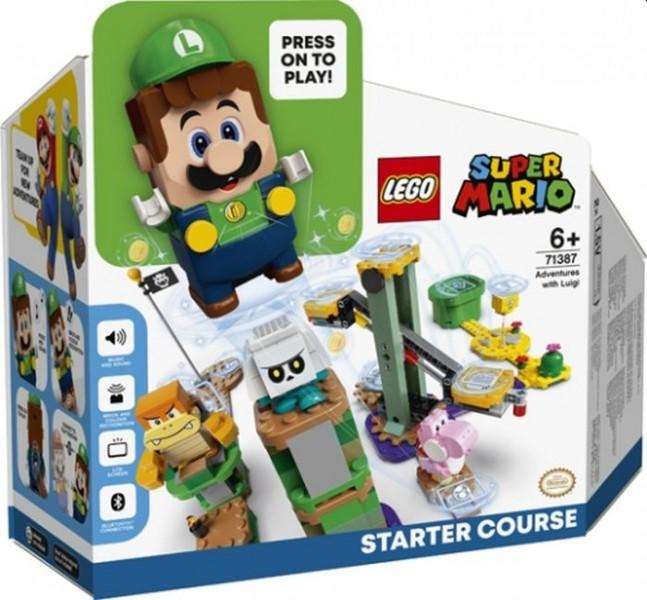 71387 Lego Super Mario Avonturen Met Luigi Starterset