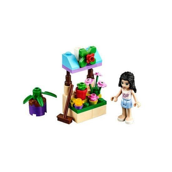 30112 Lego Friends - Emma's Bloemenstand Polybag