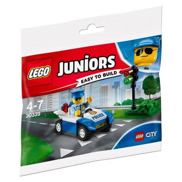 Lego Juniors Verkeerslicht controle - 30339