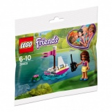 30403 Lego Friends Olivia's RC Boat Polybag