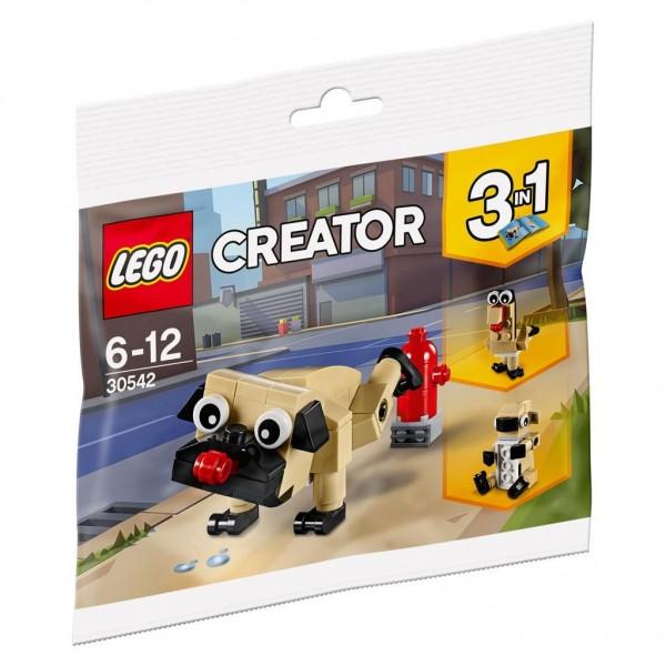 30542 Lego Creator Cute Pug